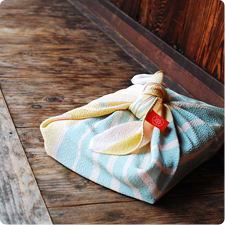 our Furoshiki cloth is high quality