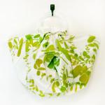 Furoshiki bag Eucalyptus (L) Furoshiki