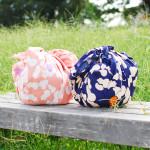Gourd Pink-Hyoutan- (M/Cotton) Furoshiki