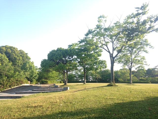 Bushozan park
