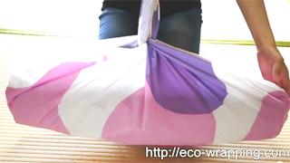 how to make yoga mat bag