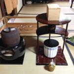 Japanese Tea Ceremony lesson