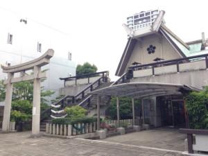 Tenjin hall