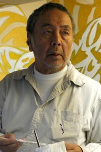 Japanese artist Hideki Kimura
