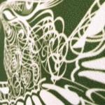 Firebird with arabesque -Hi no tori- (M) Furoshiki
