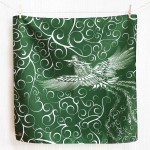 30% OFF! Firebird with arabesque -Hi no tori- (M) Furoshiki