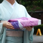 Pear Purple-You nashi- Furoshiki