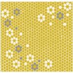 The Honey Yellow-Rokkaku- (Cotton) Furoshiki