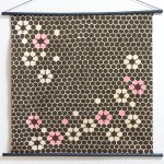 Tapestry The Honey Brown -Rokkaku- (M) Furoshiki