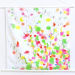 Tapestry Cherry blossoms -Sakura la la la- (M) Furoshiki