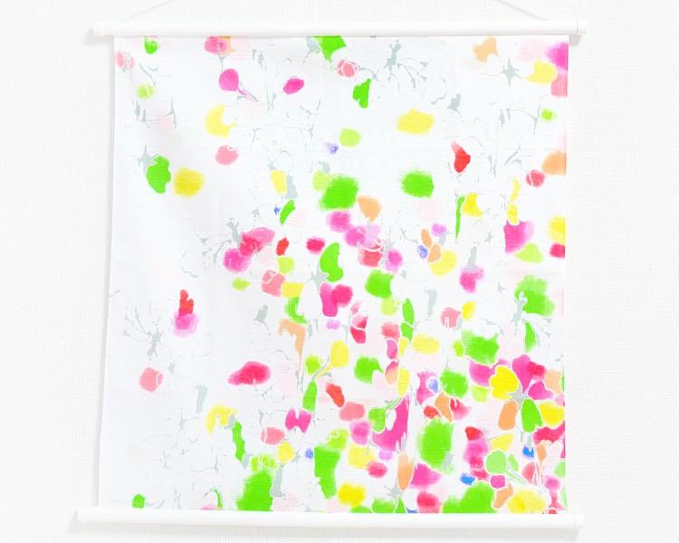 Tapestry Cherry blossoms -Sakura la la la- (S) Furoshiki