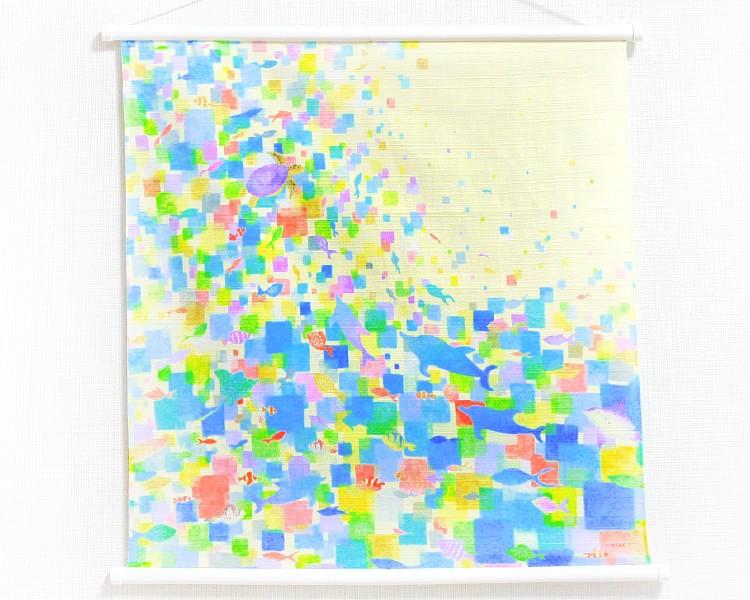 Tapestry Prism (S) Furoshiki