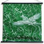 Tapestry Firebird with arabesque -Hi no tori- (S) Furoshiki
