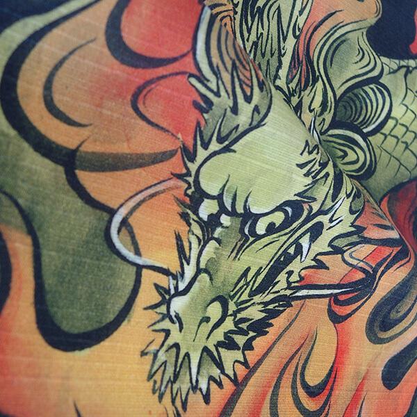 Twin dragons (L)