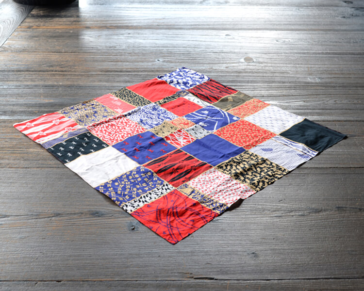 Japanese patchwork (L) Furoshiki